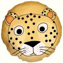Mini Szafari párna Gepárd