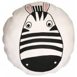 Mini Szafari párna Zebra